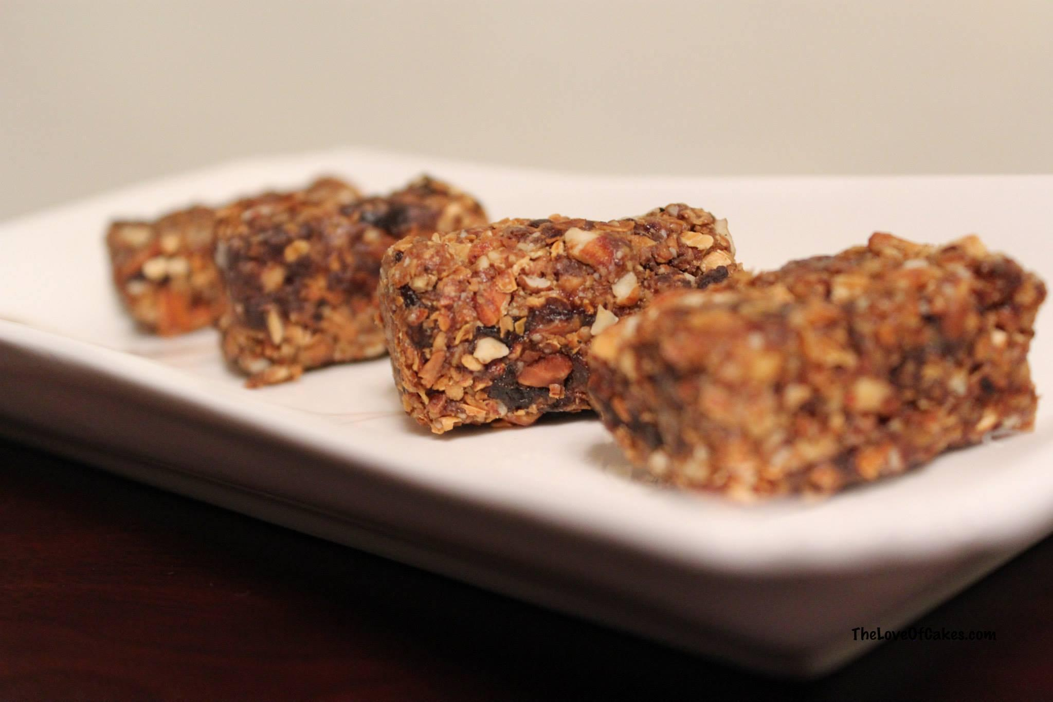 Healthy Granola Bar