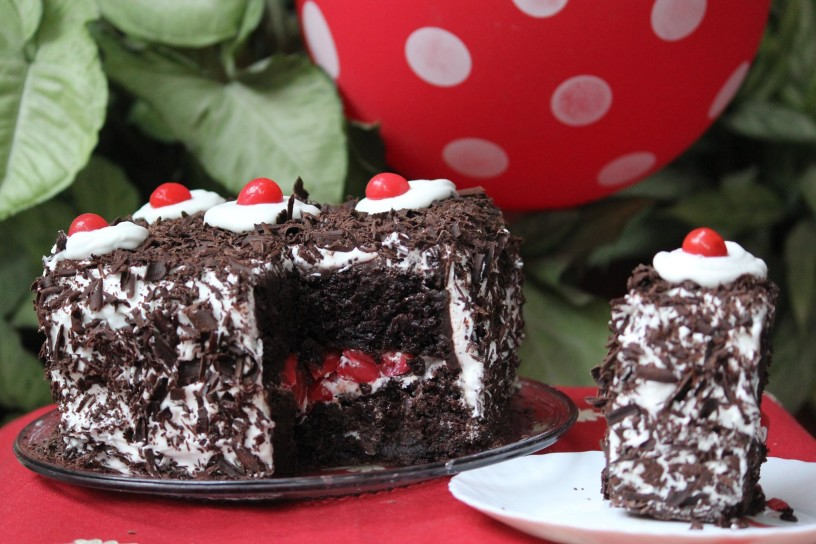 Black Forest Cake Recipe Joy Of Baking: The Love Of Cakes