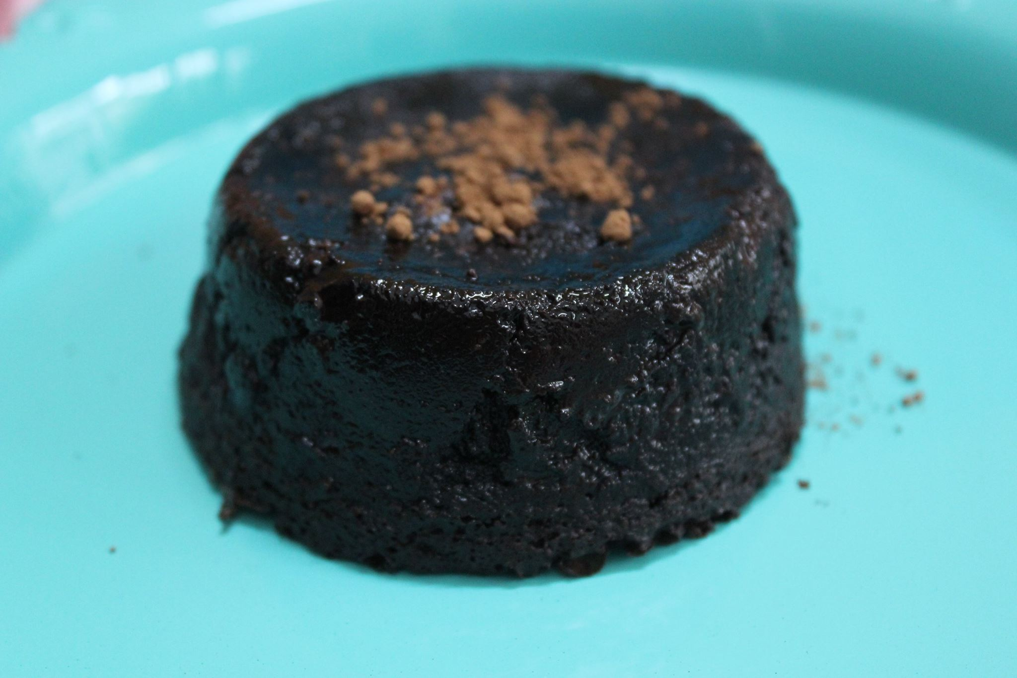 Chocolate Lava Cake with Peanut Butter | The Love Of Cakes