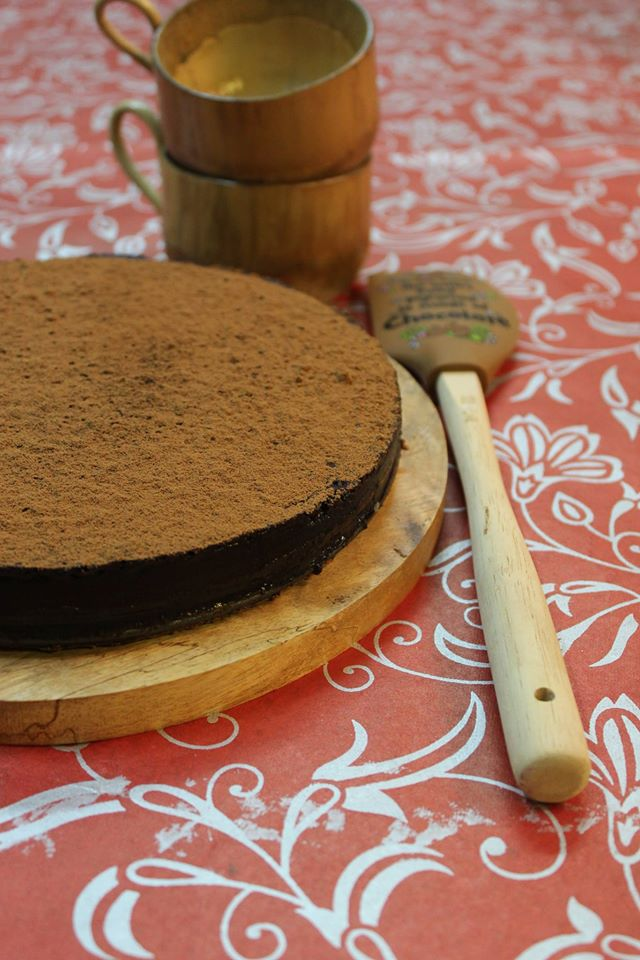 Chocolate Espresso Mousse Cake | The Love Of Cakes