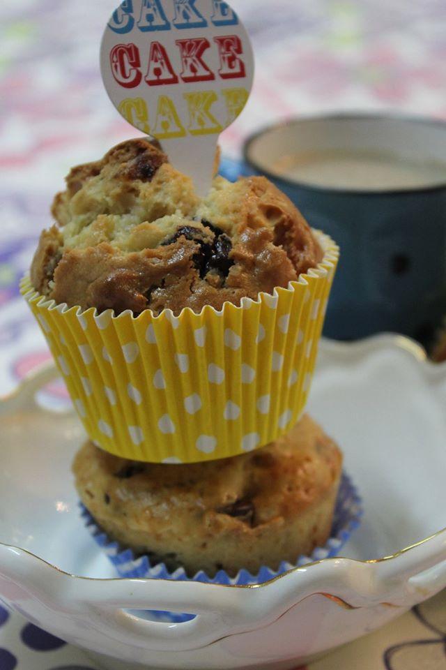 Happy Muffins