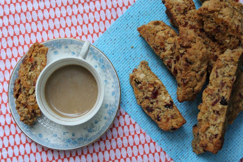 Light Fruit Cake Recipe Joy Of Baking: Fruitcake Biscotti