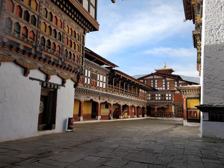 Rinpung or Paro Dzong