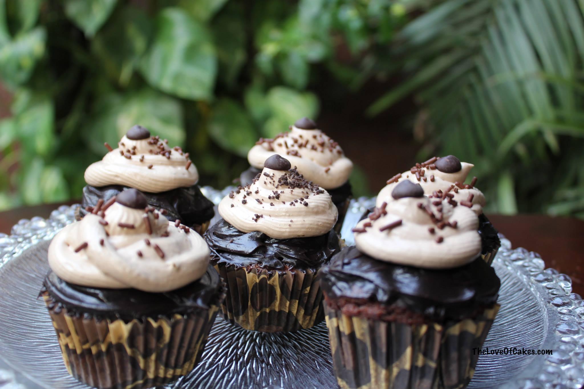 chocolate-mocha-cupcakes 3