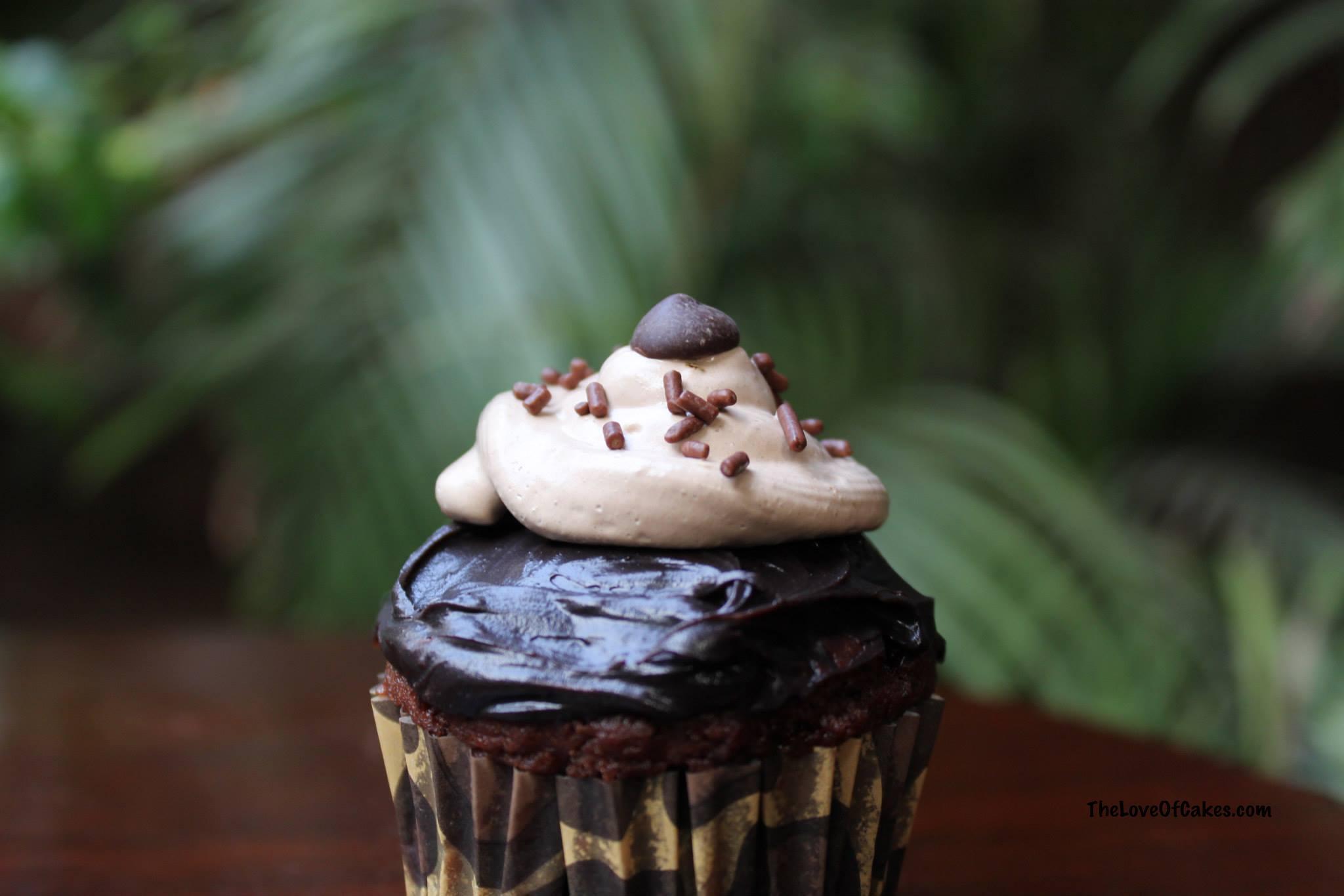 chocolate-mocha-cupcakes 4