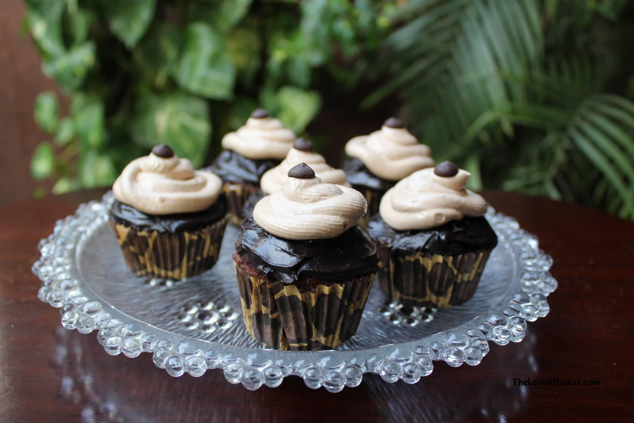 chocolate-mocha-cupcakes