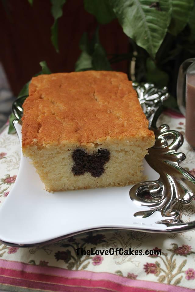 Peek-a-boo Cake