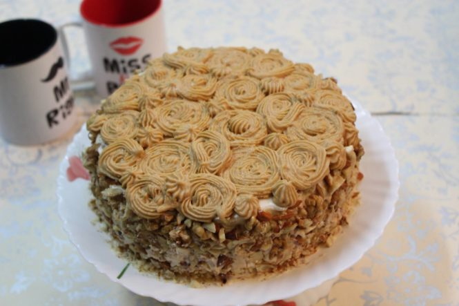 The Hummingbird Cake