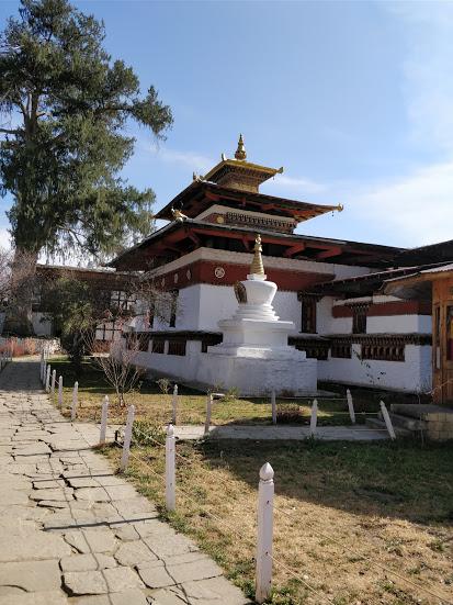 Kyichu Temple, Paro