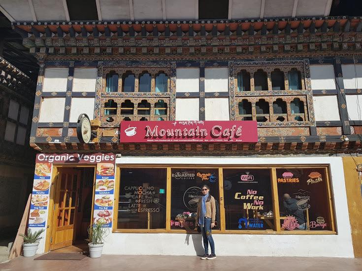 Mountain Cafe, Paro