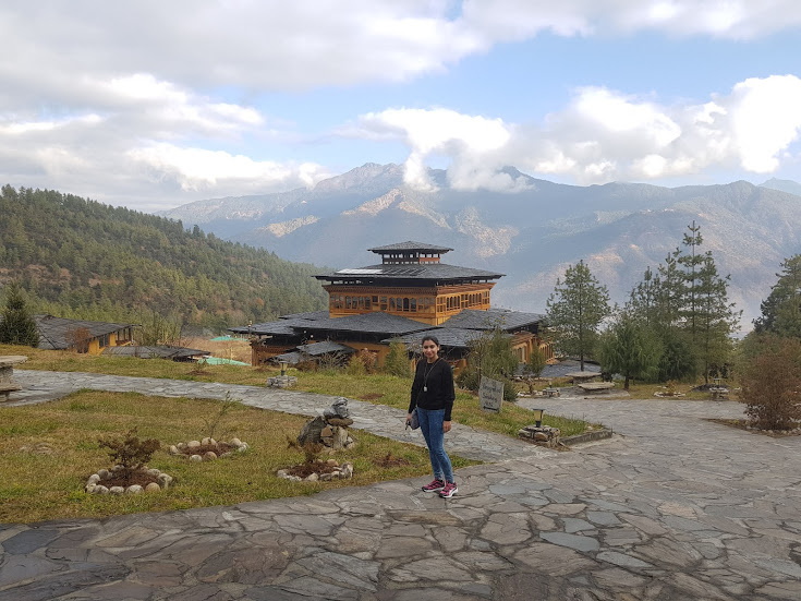 Naksel Hotel and Spa, Paro