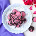 Chocolate and Rose Truffles